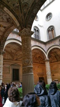 Inside Palazzo Vecchio