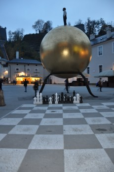 kapitelplatz square