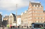 around Dam Square