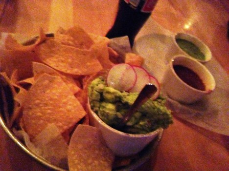 Bakersfield Guacamole and Chips
