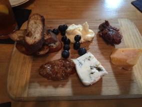 Toups' Cheese Tray $16