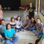 Taller de Teatro Popular en FAREM-MATAGALPA