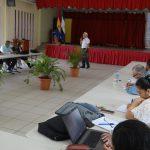 """Personal docente de FAREM-Matagalpa recibe capacitación en curso de """"Introducción a los desempeños ciudadanos y profesionales"""" que se impartirá a estudiantes de nuevo ingreso 2021"""