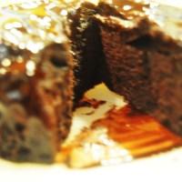 Sjokoladekake på 1 minutt uten mel