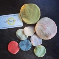 Wash Rocks & Pebbles a natural alternative to soap.