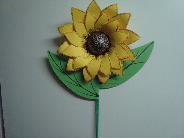 Bricolage Papier Crepon Interesting Tutoriel Dco Fleur En