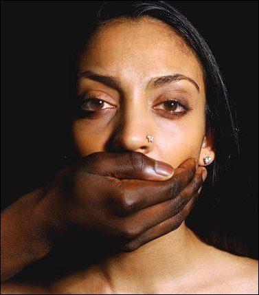 Black women silenced