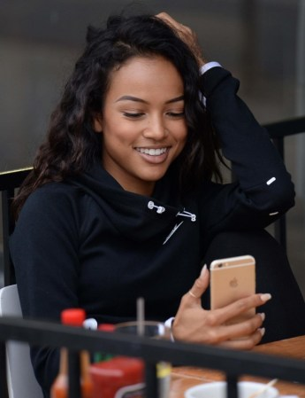 Karrueche Tran new man