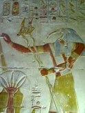 THOT (Dieu égyptien de l'origine des connaîssances)
