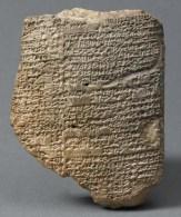 Mythe d'Enki et Ninmah – l'origine de l'humanité