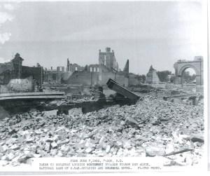 Fargo Fire - Sterns Block
