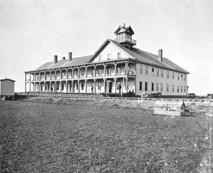 The Headquarters Hotel, 1872