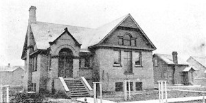 Unitarian church photo