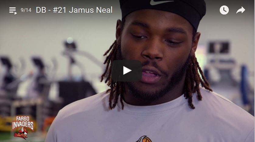 Defensive Back Jamus Neal Interview