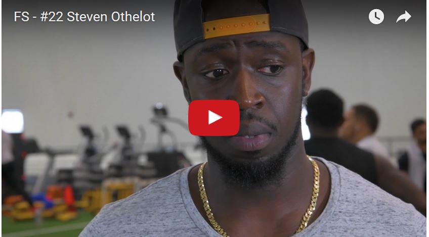 Free Safety Steven Othelot Interview