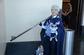 """Jack Frost from DreamWorks Animation movie """"Rise of the Guardians""""."""