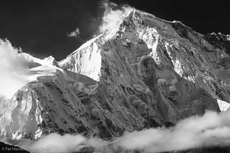 Travel Memories: Black & White Himalayas Part 2