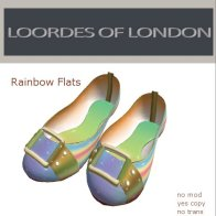 BBH-LOORDES OF LONDON-RAINBOW FLATS
