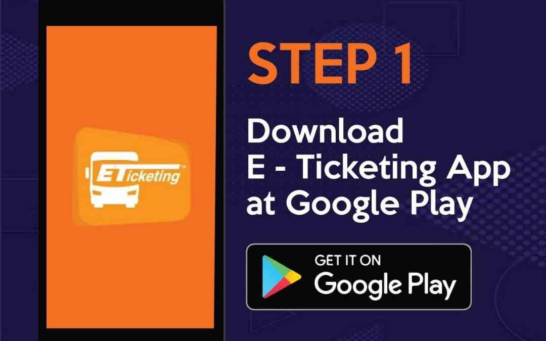 Tiket Bas Online kini lebih mudah menggunakan Eticketing.my