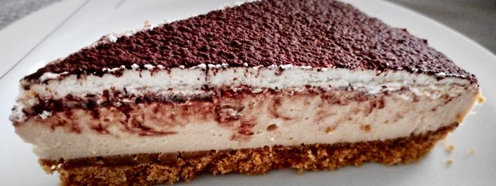 Cheesecake al caffè, Farina e Uova