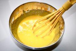 Crema pasticcera, farinaeuova
