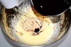 Caprese al cioccolato, farinaeuova