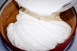 Cheesecake meringata al limone, farinaeuova