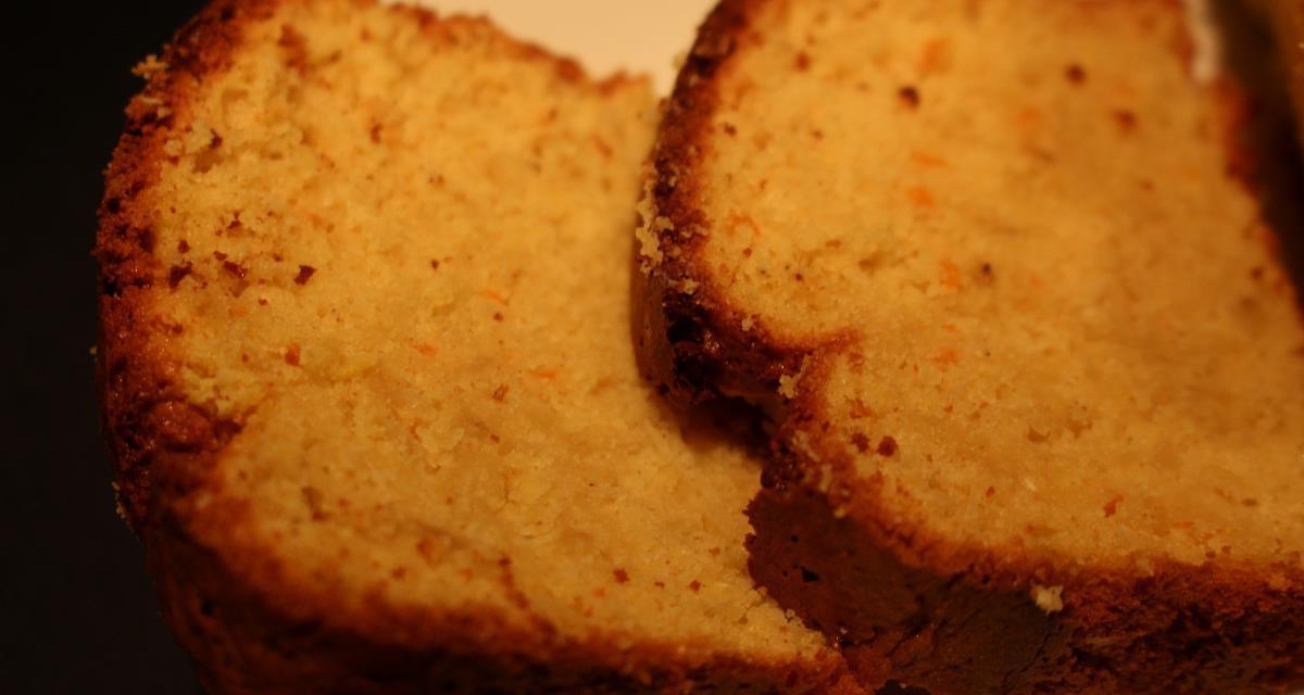 Dolce con farina di fave senza glutine