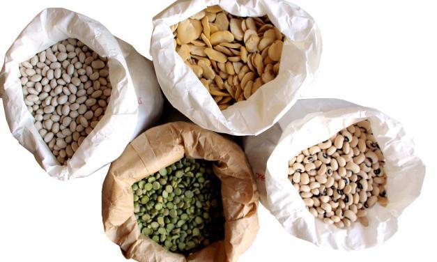 Farine di legumi proprietà: 10 motivi per usarle