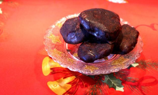 Mustazzoli salentini con farina di riso e mandorle