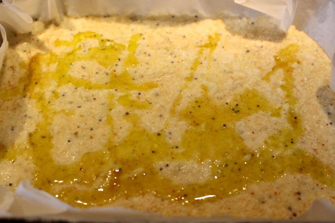 Tortino di cavolfiore al forno con grano saraceno