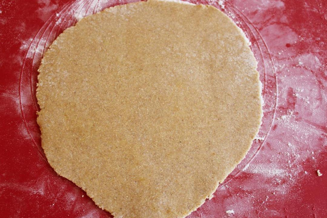 Pasta frolla con farina di orzo