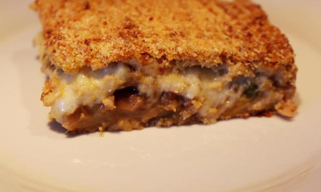 Gâteau di zucca e farina di castagne – i sapori d'autunno