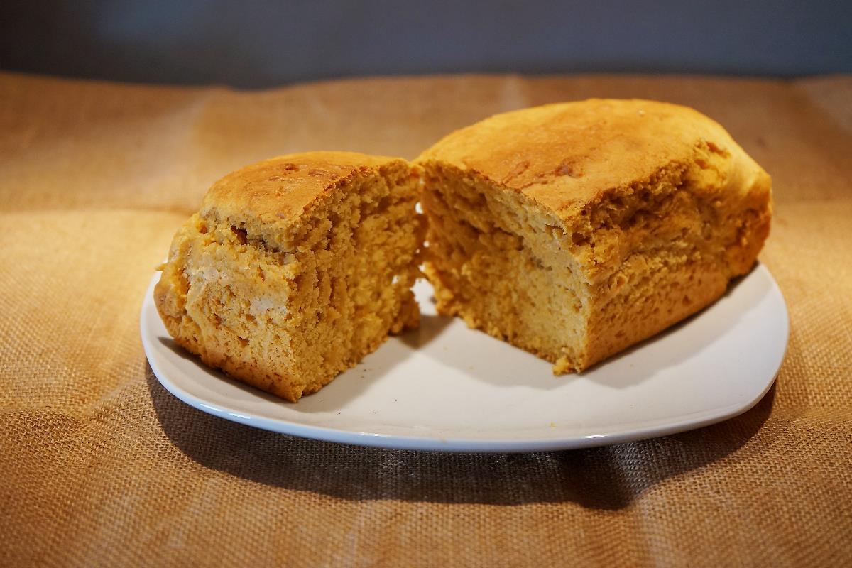 torta con marmellata nell' impasto