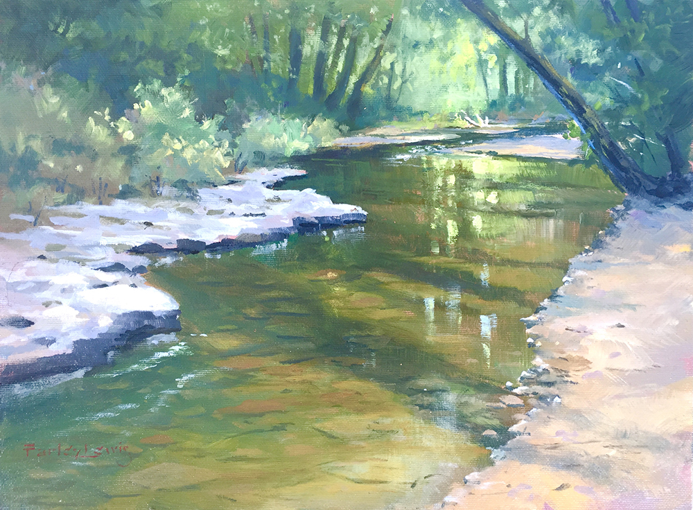 Creek Shadows