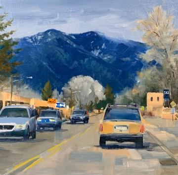 Taos Skyline