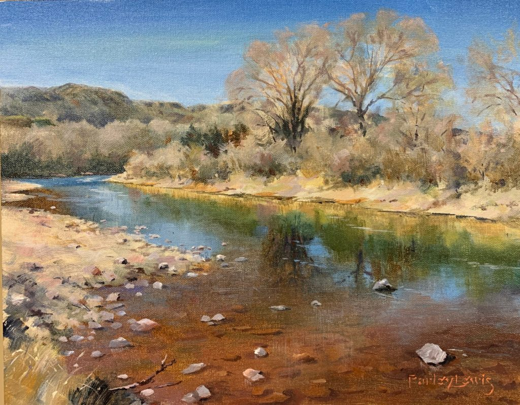 High Noon on the Rio Chama
