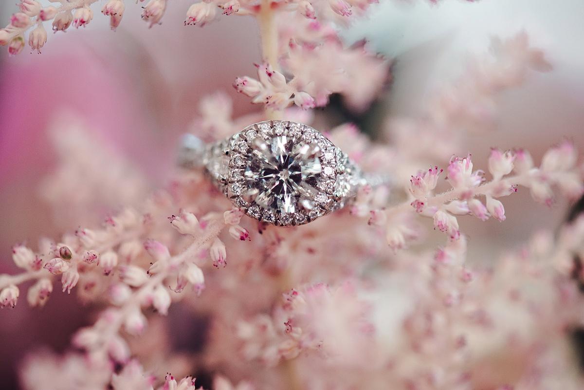 Historic Malbis Community Center Wedding, Wedding Ring