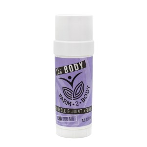 The Body- Muscle & Joint 900mg 1.5oz