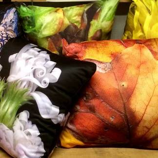 Flora Pillows