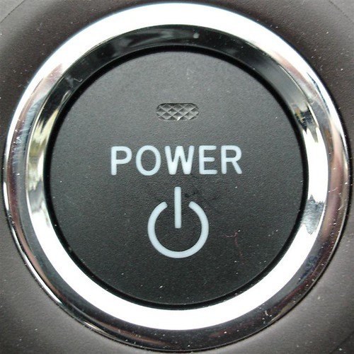 Prius Power Button by thomwatson.