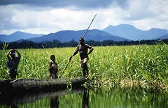 new guinea fishermen