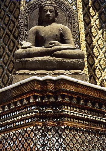 thailand buddha wat phra keo