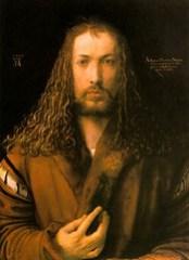 Durer Self Portrait, 1500