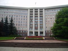 House of Parliament, Moldova