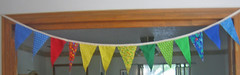 A banner for my oldest son's 6th birthday!