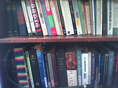 My Philosophy Bookshelf(bottom)