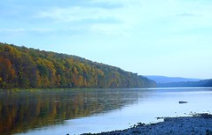 Down the Delaware River - Fall 2006 - The Poconos