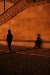 Wondering shadow