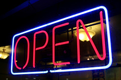 Open by Monica